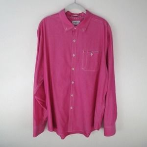 Tommy Bahama Pink Button Down Shirt